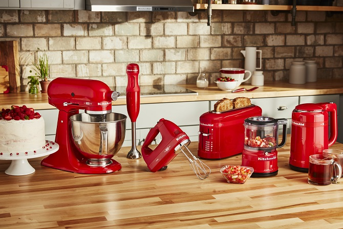 Win The Full Kitchenaid 100 Year Limited Edition Queen Of